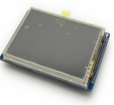 2.8 Touch Screen TFT LCD with 16 bit parallel interface